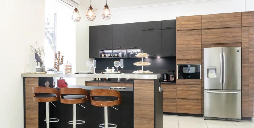 L 39 entreprise leroy merlin ouvre un nouveau concept store - Modele cuisine equipee leroy merlin ...