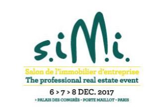 Economie save the date le simi salon de l 39 immobilier for Salon immobilier entreprise