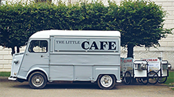 Economie Appel à Candidature Accueil De Food Trucks Sur