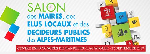 Economie premier salon des maires lus locaux et for Salon maires
