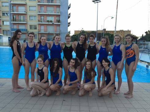 Sport tournoi qualificatif chpt europe u17 water polo for Piscine jean bouin nice