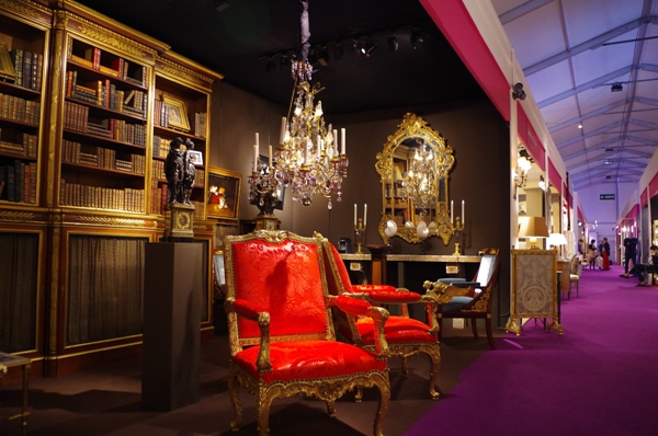 Vie locale antibes art fair 43 me salon d antiquit s for Salon d antibes