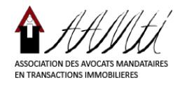 L'AAMTI Nice Grasse a présenté son nouveau colloque lors de ses voeux de rentrée Droit 8 février 2017 La section locale Nice/Grasse de L'AAMTI (association des avocats mandataires en transactions immobilières) a présenté ses vœux aux confrères ...