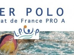 Waterpolo Championnat de France Pro A