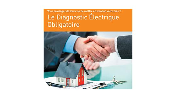 Droit nouveau diagnostic obligatoire de l installation lectrique pour les - Diagnostic electrique location ...