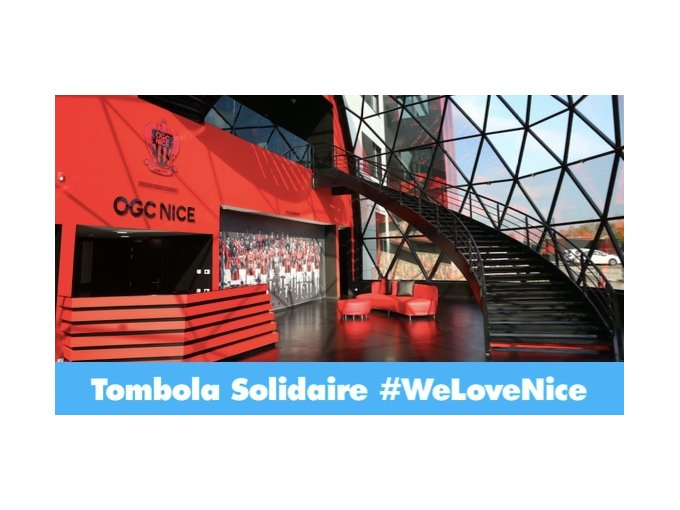 Tombola Solidaire #WeLove