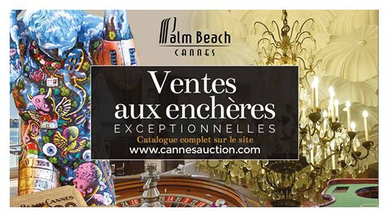 vie locale cannes une vente aux ench res pour clore une page d histoire au palm beach. Black Bedroom Furniture Sets. Home Design Ideas