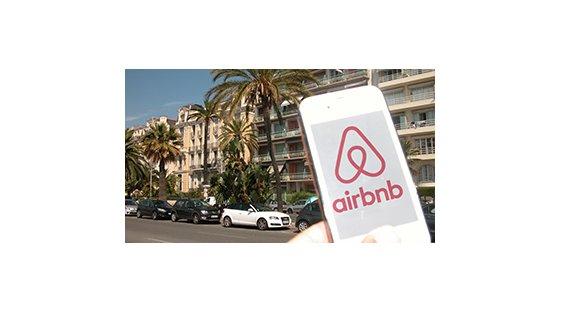 d cryptage airbnb et les h tels concurrence f roce sur la c te d 39 azur petites affiches des. Black Bedroom Furniture Sets. Home Design Ideas